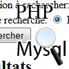 [MYSQL]Recherche dans la base de donnée - like %% moteur de recherche internet