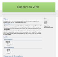 Kit graphique 26 - Design vert web 2.0 gris, vert et blanc, sobre web 2.0, gris, vert et blanc web 2.0 avec effets et transparence
