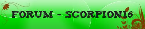 Forum • Scorpion16